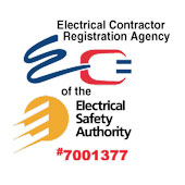 The Shock Doctors are a Registered Electrical Contractor and carry all the proper licenses and insurance to work in your home.