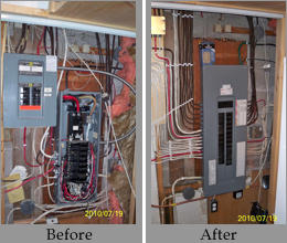 Home Electrical Panel Replacement Service Orillia The