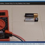 Simple Battery Test
