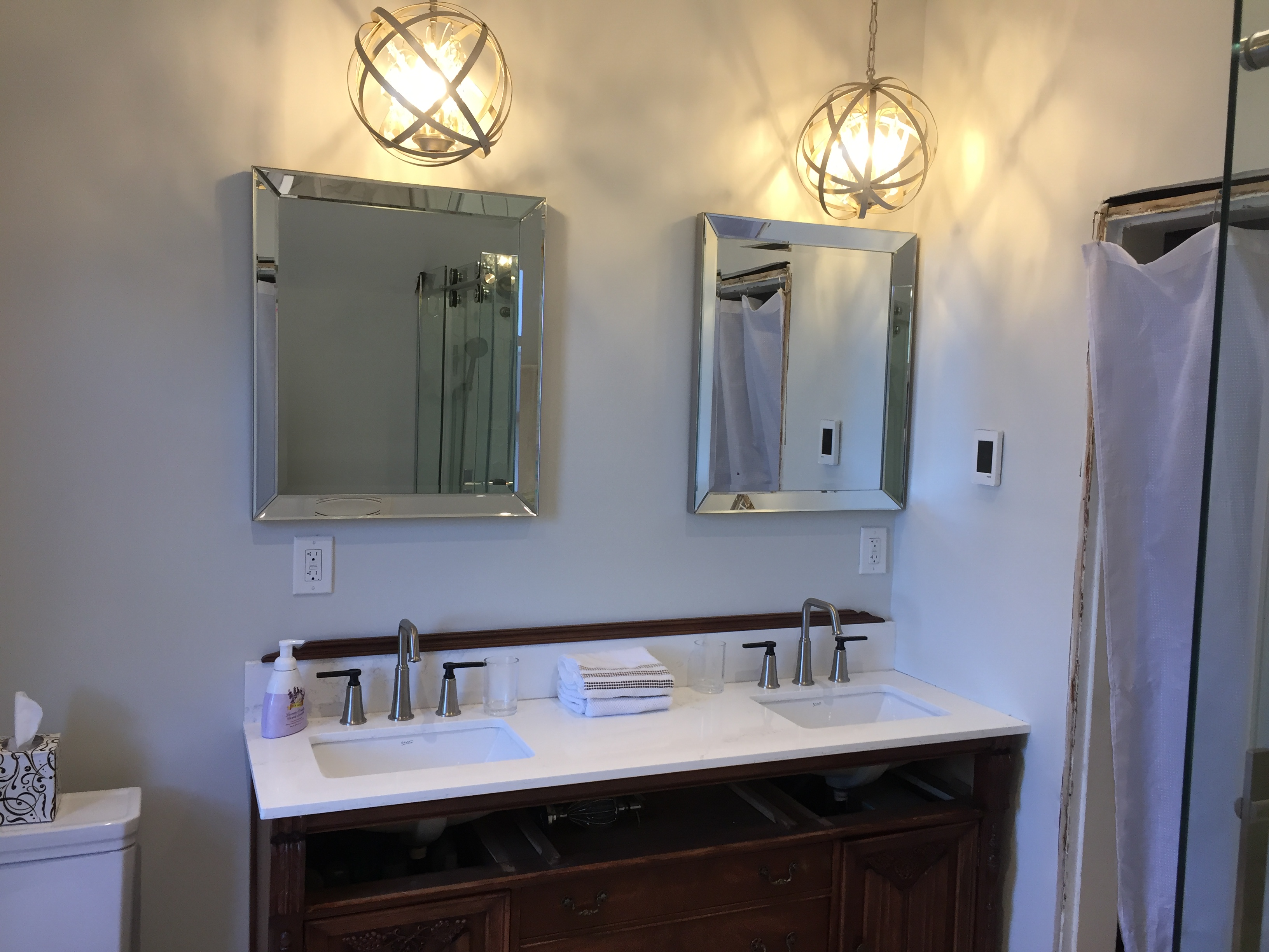 Electrician Services The Shock Doctors Wiring Outlets In Bathroom Lighting
