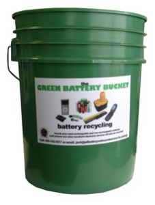 Recycling Electric Panels, Fluorescent Bulbs & Batteries