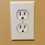 lost power in our outlets
